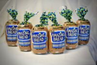6 pack of Jim's Amazing Bread from whole cell wheat